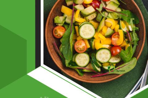 نقش سبوس در رژیم گیاهخواری